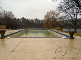 Before Swimming Pool Renovation Photo